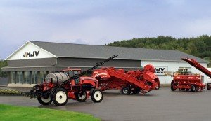 Grand Falls HJV location used farm equipment
